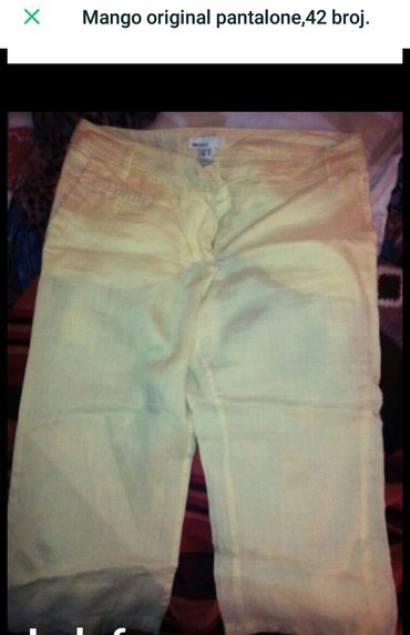 Pantalone marke Mango, broj 42. - Novi Sad