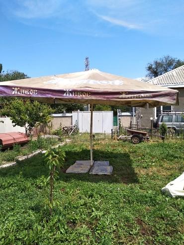 Садовые зонты в Кыргызстан: Зонты 2шт