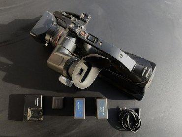 """Видеокамеры в Кыргызстан: Продаю видеокамеру """" Panasonic"""" Состояние- хорошее  По всем вопросам з"""