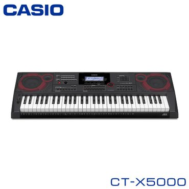 Синтезатор Casio CT-X5000 – представитель в Бишкек