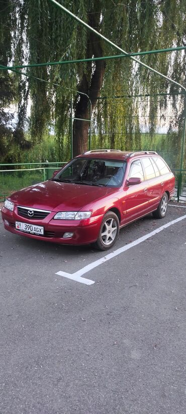 рио токмок квартиры in Кыргызстан | АВТОЗАПЧАСТИ: Mazda 626 2 л. 2000 | 20000 км