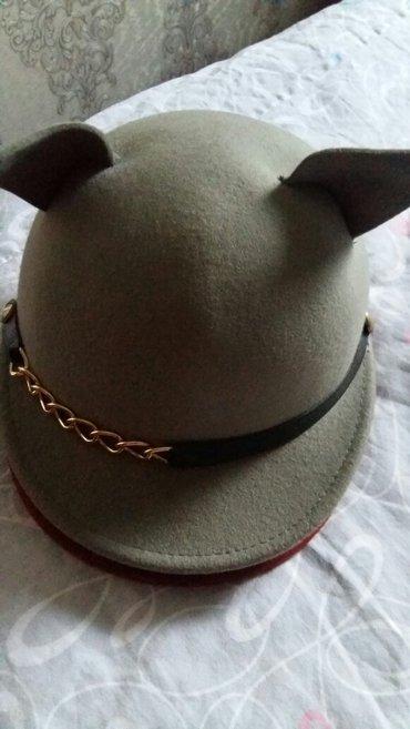 Шляпки модные новые по 600с в Лебединовка