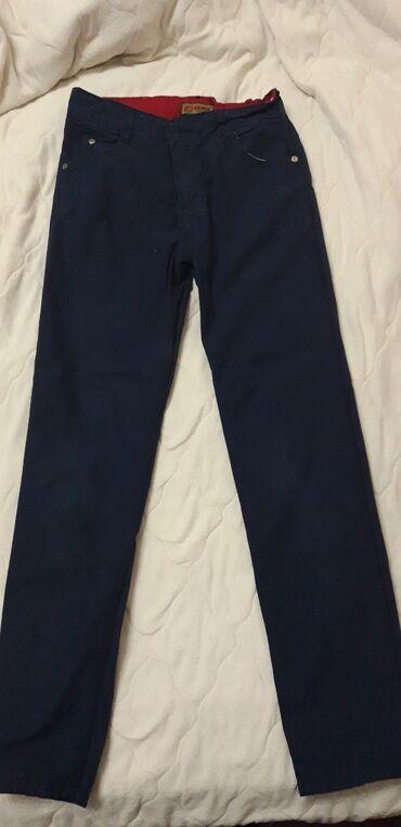 Dečija odeća i obuća - Veliko Gradiste: Tanje pantalone vel11-12