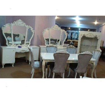 Zabrat şəhərində Qonaq desti мебел Qonaq otagi mebeli orginal fabrik istehsali
