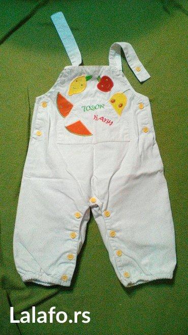 Dečija odeća i obuća | Pancevo: Todor prelepe pantalonice