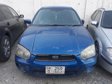 Subaru Impreza 2002 в Бишкек