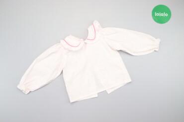 Топы и рубашки - Новый - Киев: Дитяча сорочка у маленький горох з коміром     Довжина: 31 см Ширина п