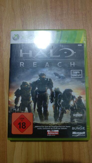 Xbox 360 & Xbox | Srbija: Halo Reach Xbox 360  Polovna igra za Xbox 360 koja je testirana i potp