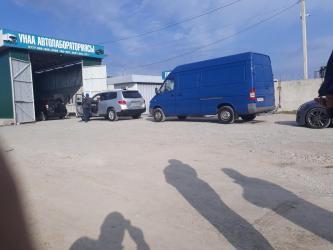 Mercedes-Benz в Кызыл-Адыр: Mercedes-Benz Sprinter 2.7 л. 2005 | 195000 км