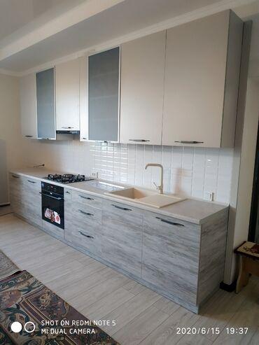 Мебель на заказ - Кыргызстан: Кухонный гарнитур на заказ.!!без посредника!! Замер.установка