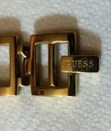 Женские Золотые Классические Наручные часы Guess в Бишкек