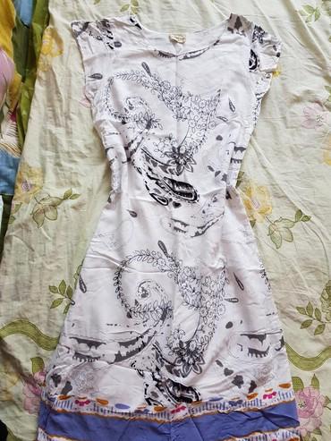 длинное белое платье в Кыргызстан: Платье индия. состояние нового. на подкладе. длина ниже колен