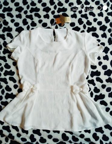 Школьные блузки - Кыргызстан: Новая подростковая блузка, xxs