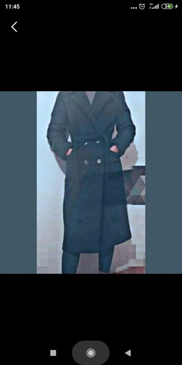 Пальто осень - зима 42-44 размер!! Теплый! Распродажа! Отдаю даром!
