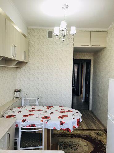 Сдается квартира: 4 комнаты, 75 кв. м, Бишкек