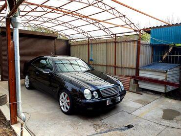 Mercedes-Benz CLK 320 3.2 л. 2001 | 236000 км