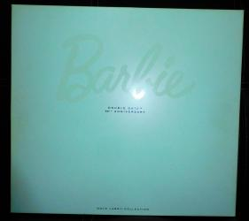DOUBLE DATE 50TH ANNIVERSARY GOLD LABEL COLLECTION BARBIE GIFTSET