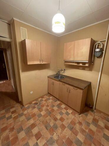 Продажа квартир - Тех паспорт - Бишкек: 104 серия, 2 комнаты, 44 кв. м Бронированные двери, Без мебели, Не затапливалась
