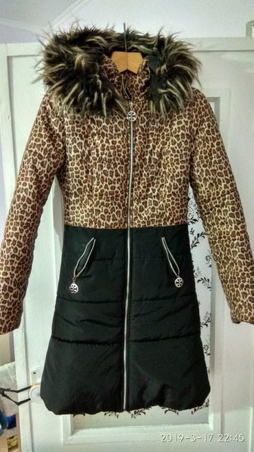 Продаётся зимняя куртка в Бишкек
