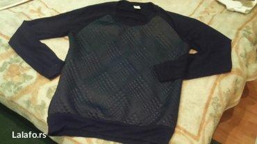 ☝☝☝zebra original ženska bluzica, crna odlična za kombinovanje, vrlo k - Cuprija - slika 3