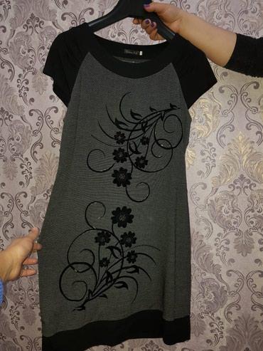Платье, одето 2раза в Бишкек