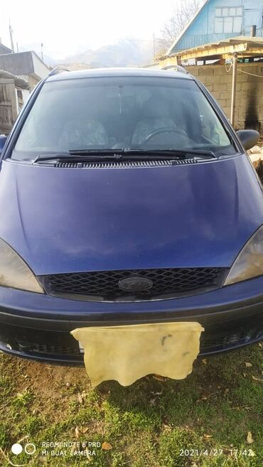Транспорт - Корумду: Ford Galaxy 2 л. 2002 | 123456789 км