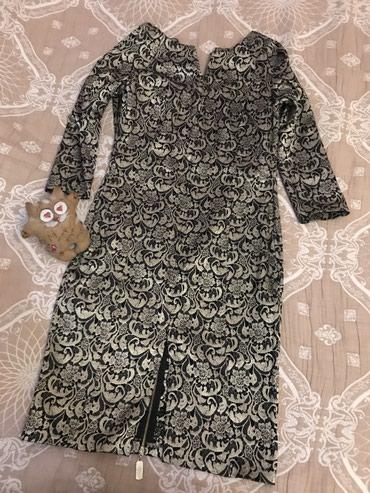 Продаю б/у платье ,спереди не большой в Бишкек