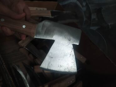 топор лопатка в Кыргызстан: Принимаю заказы на кухонный топорик для рубки костей из прочного