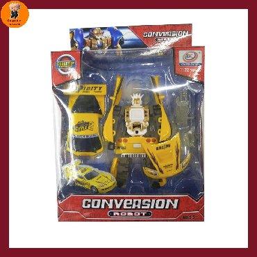 Жёлтый трансформер гоночный автомобиль⠀Лучше чем просто машина!! Будет