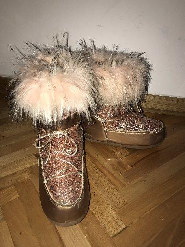 Zimske - Srbija: Zimske cizme za sneg roze udobne lepe