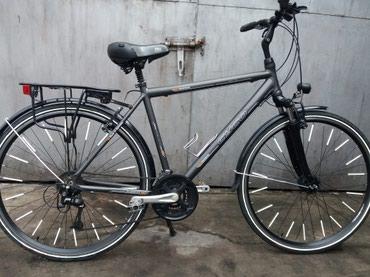 велосипед урал цена в Кыргызстан: Германский. в идеальном состаяние. Весь алюминиевый титоновые диски