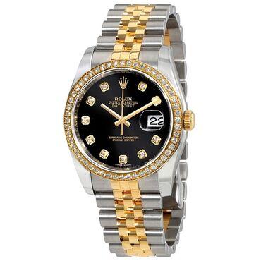qadın oksfordları - Azərbaycan: Gümüşü Uniseks Qol saatları Rolex