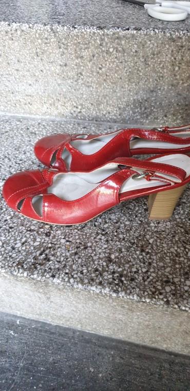 Sandale vel 39 malo nosene .Kupljene u Beču - Belgrade