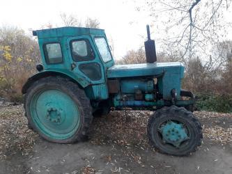 Купить трактор т 25 бу - Кыргызстан: Т40 состояние хорошее. мотор после кап ремонта. колесо в подарок:  О