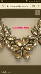 Predivne kristalne ogrlice - Belgrade