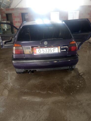 Volkswagen в Балыкчы: Volkswagen Golf 1.8 л. 1995