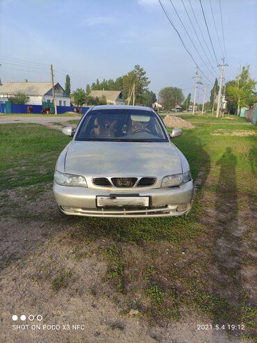 прицеп автомобильный бу в Кыргызстан: Daewoo Nubira 1.5 л. 1997
