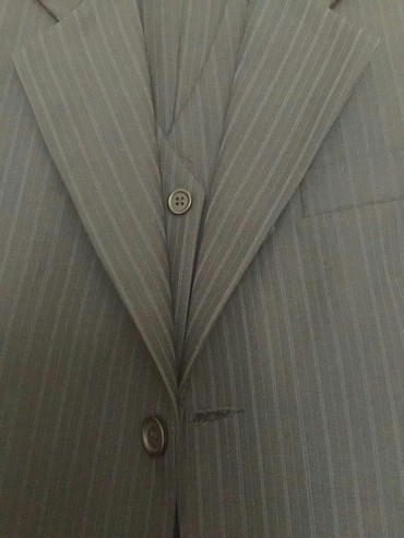 Мужской костюм размер44-46. Турция-новый.цена 1100.сом в Бишкек