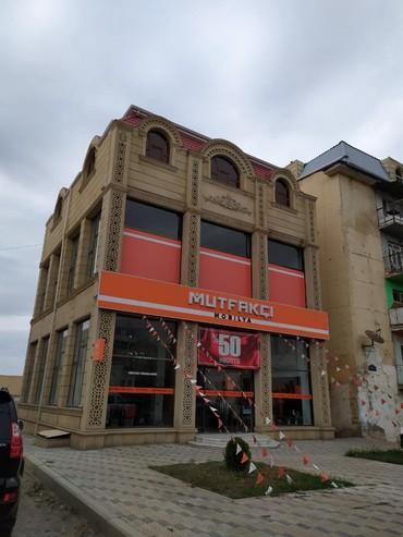 Mağazaların satışı - Azərbaycan: Gencede azertifagda 3 mertebeli bayekt boyuk rizemisi 400000 raz