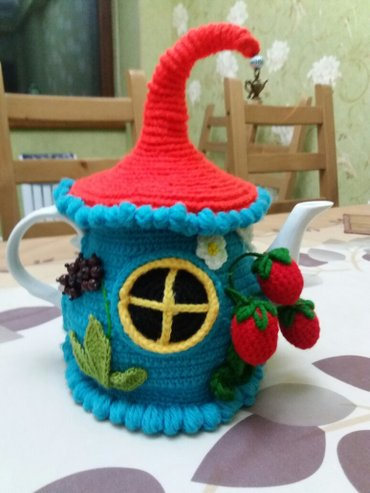 чайник ручная работа (новый) в Бишкек