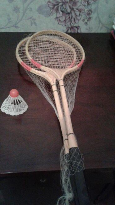 Ракетки - Азербайджан: Badminton satılır. Yenidir. Son qiymətdir