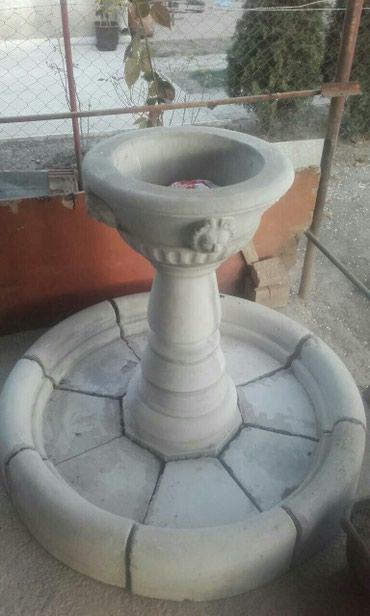 Fontana velika ne koristeno,hitnooooo se prodaje,vidi slike novoooo - Sombor