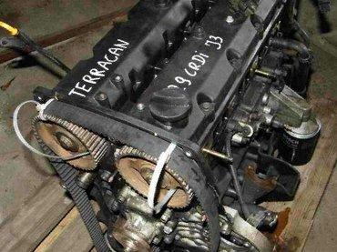 Bakı şəhərində Hyundai terracan 2.9 CRDİ dizel mühərrikin ehtiyyat hissələri