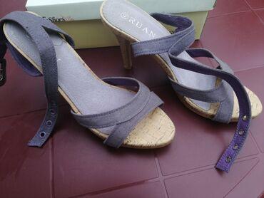 Personalni proizvodi - Srbija: Sandale nove br 41