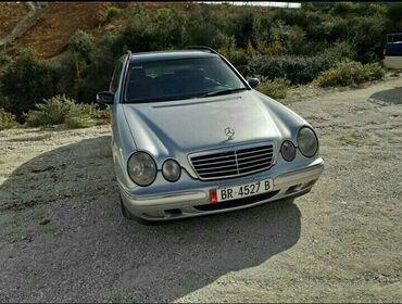 Mercedes-Benz E 270 2.7 l. 2001   291000 km
