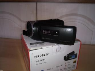 SONY PJ-410Optical steadyshot with active mode intelligentup to σε Υπόλοιπο Πειραιά