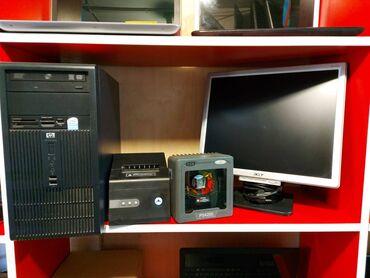 acer fiyatları - Azərbaycan: Market avadanligiKomputer HPProsessor pentium dual coreRam 2 GB