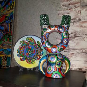сувениры в Кыргызстан: Сувениры оригинальные,подарки.Керамика ручной работы