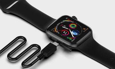 Smart watch W34-Gələn zəngləri göstərir-SMS bildirişləri-Whatsapp