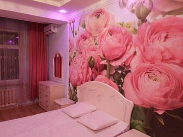 Кв в элитном доме чистую уютную есть все безлимит интернет.емть все. в Бишкек